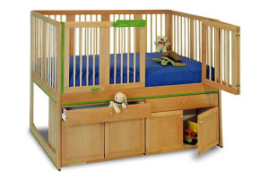 Savi Special Needs Cot for Kids With Disabilities