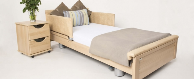 Dementia medical bed