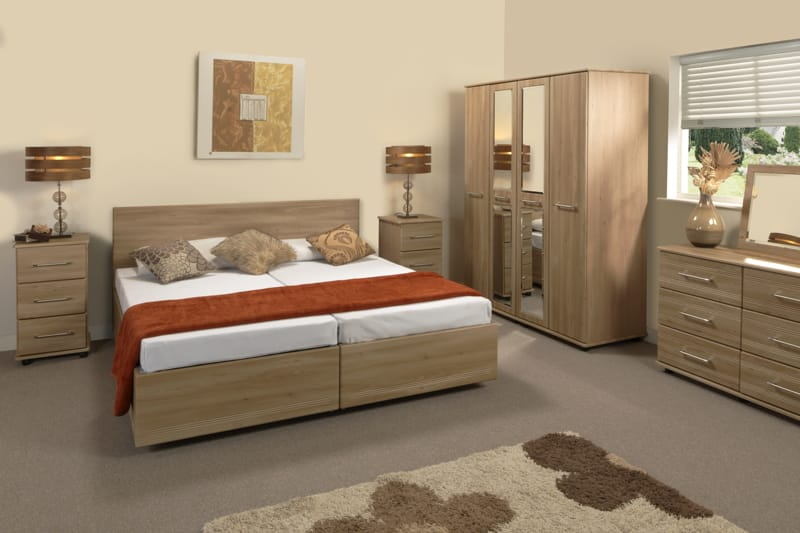 Bello Sonno Partner Double Bed
