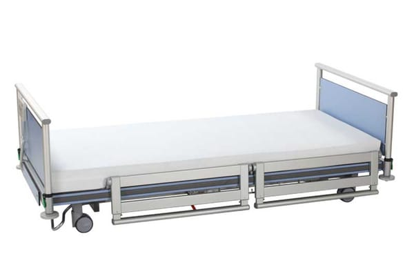 Impulse 400 KL Acute Care Low Bed