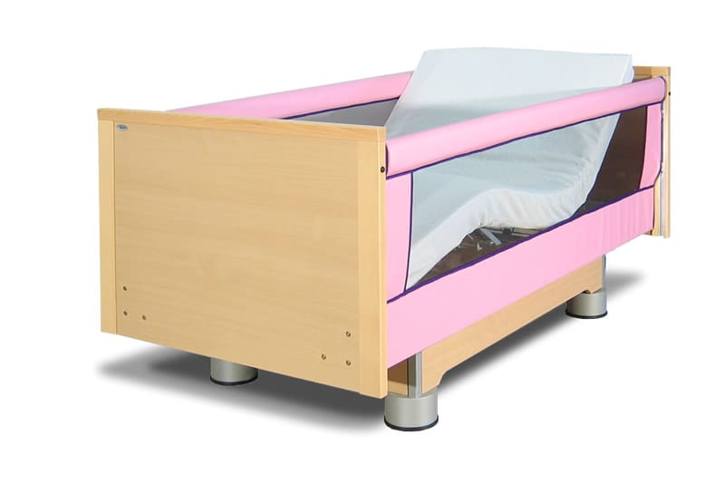 Klearside Junior Bed Pink