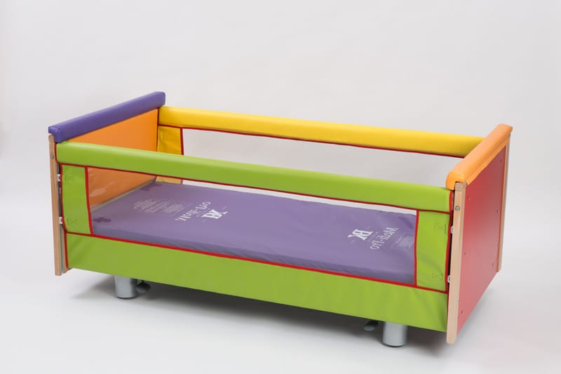 Klearside Rainbow Bed Profiled