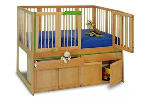 Lola Special Needs Cot