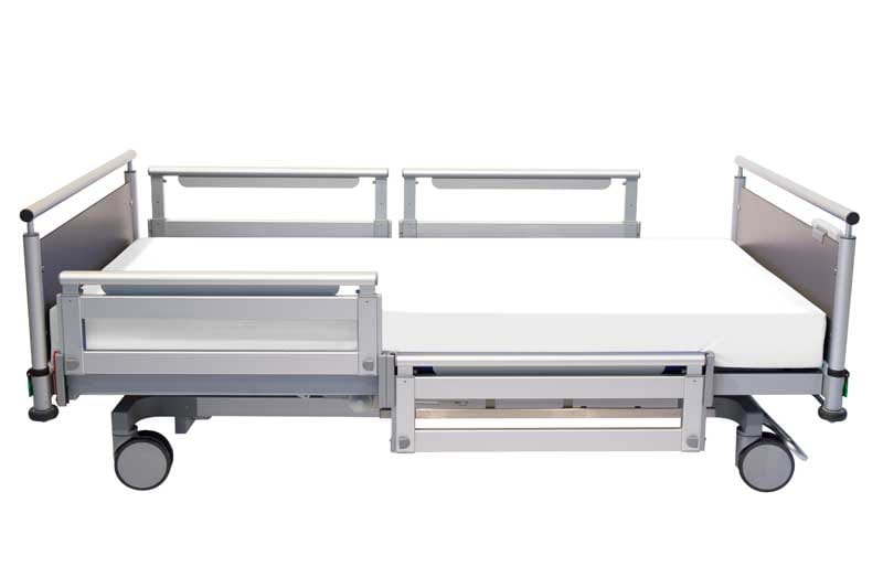 Vertically Adjustable Split Side Rails (VGS)