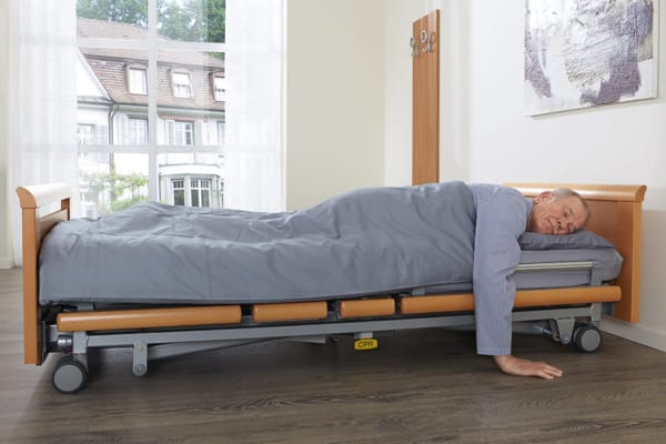 Volker Kepler Low Bed
