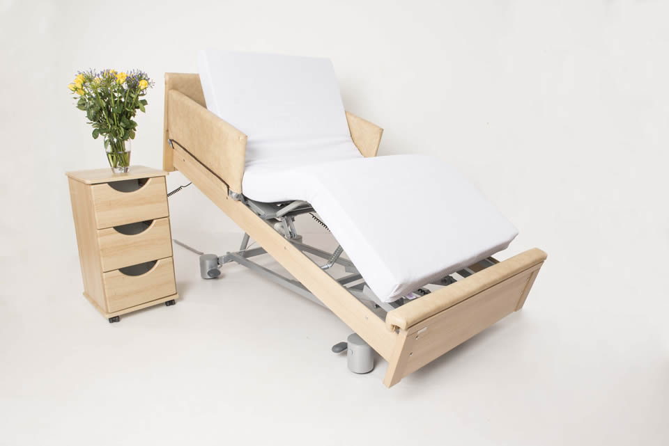 Dementia nursing bed