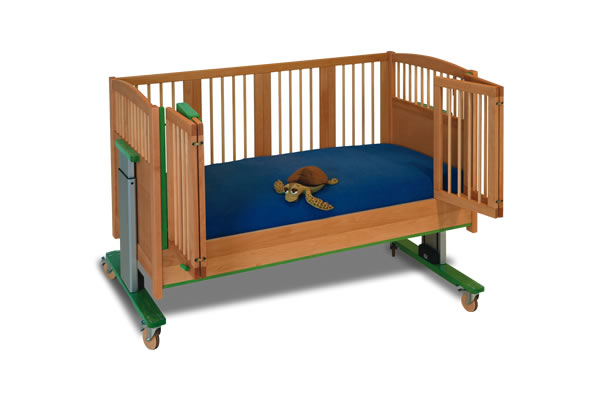 Knut Special Needs Cot Bed Bakare Electric Adjustable Beds