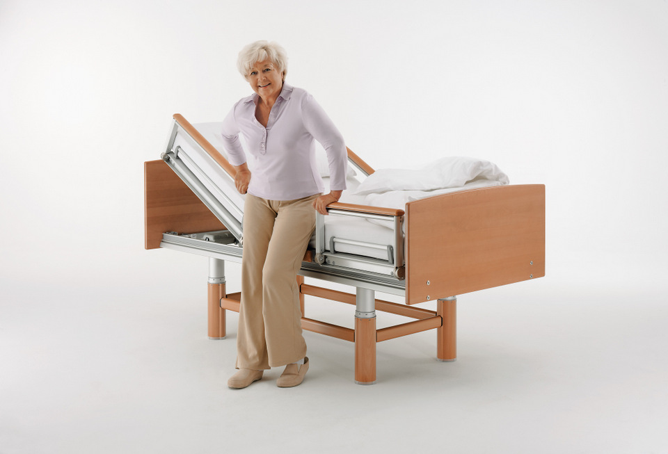 Electric Beds for Persons with Disabilities
