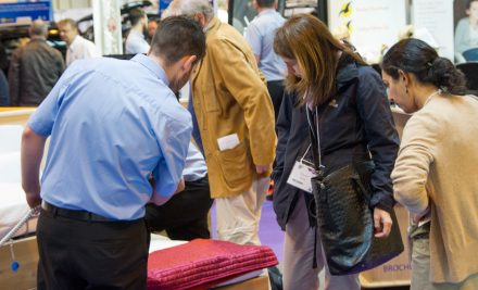 Show Images From Naidex 2014