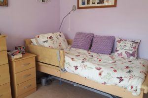 Client Feedback – Dementia Bed
