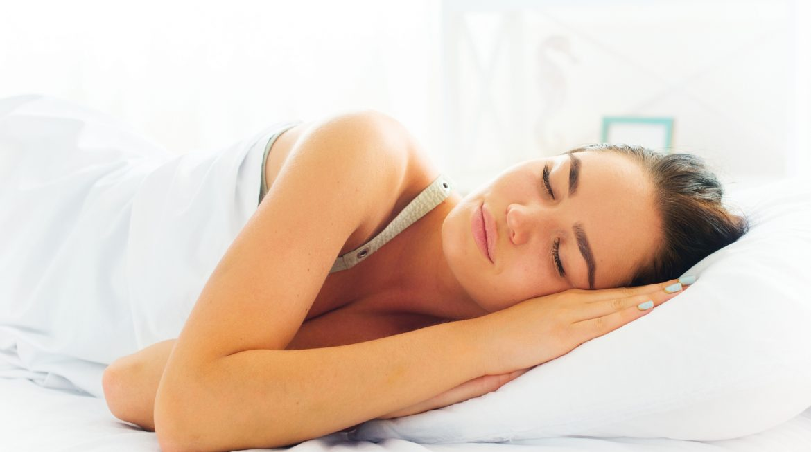 The ultimate New Year's resolution … to sleep better.
