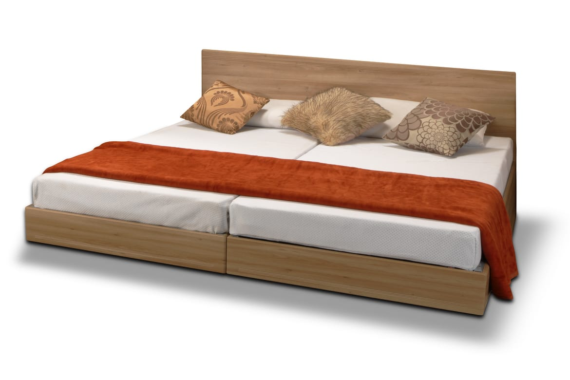 Bello Sonno Low Height Profiling Bed - Double