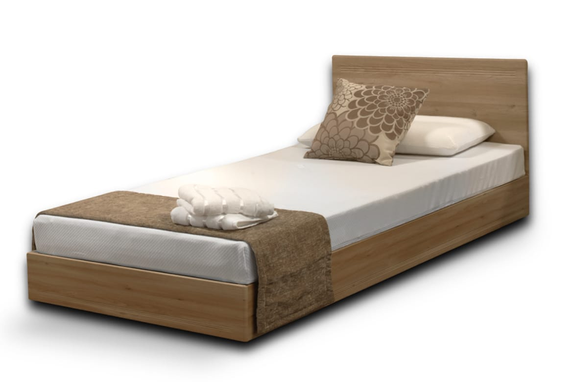Bello Sonno Low Height Profiling Bed - Single