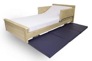 Dementia Low Bed