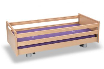 Evolution 400 Duo Profiling Bed - Full Length Side Rails