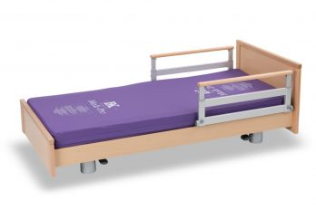 Evolution 400 Residential Profiling Bed - Optional Assist Rails