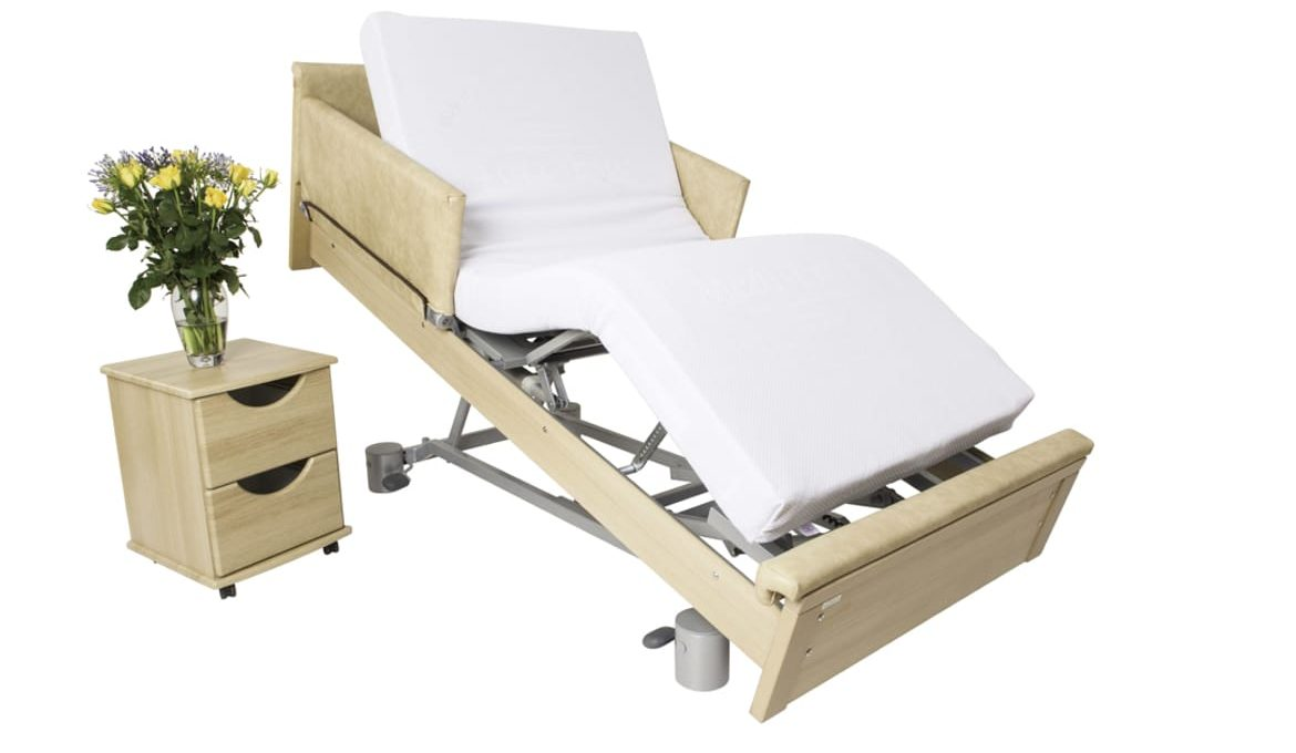 Dementia Low Bed - Comfort Chair Position