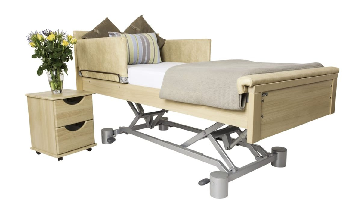 Dementia Low Bed - Height Adjusted