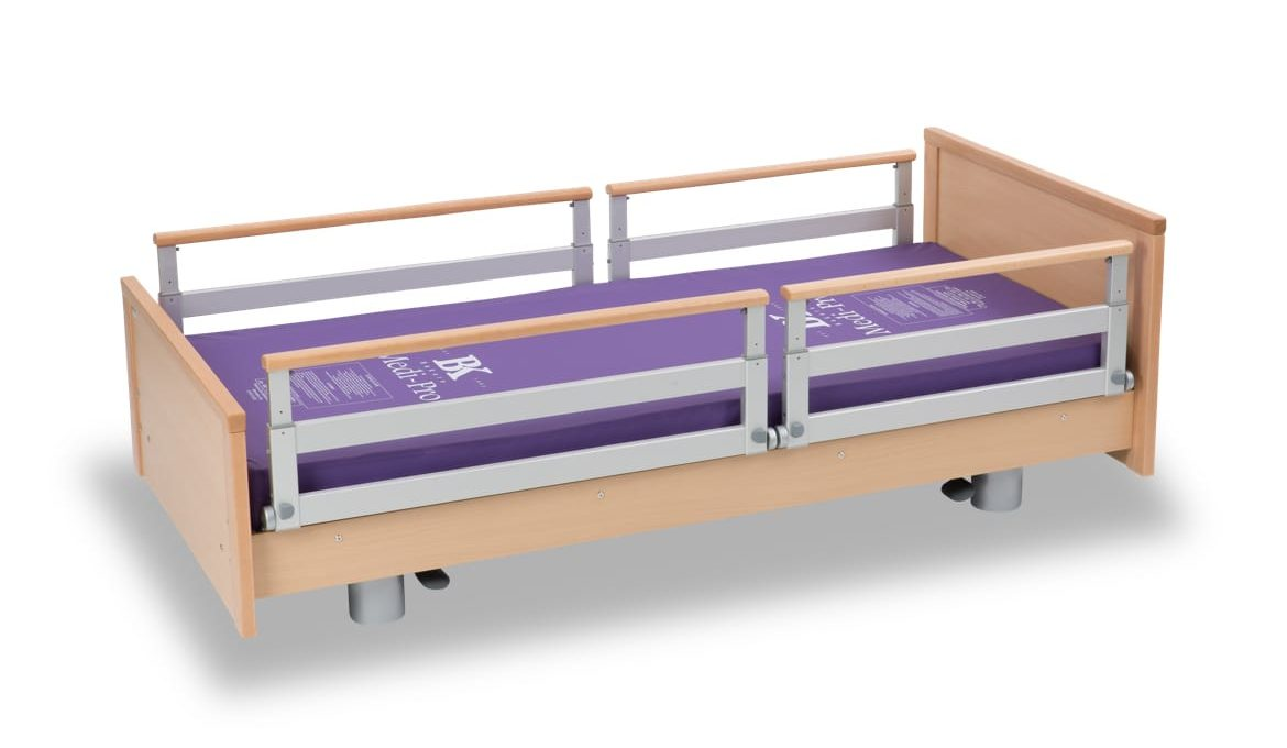 Evolution 400 Quad Profiling Bed - Rails Up