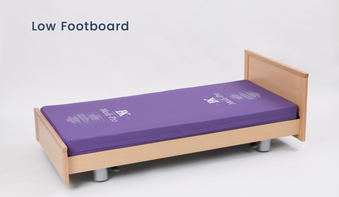 Evolution 400 Residential Profiling Bed - Low Footboard