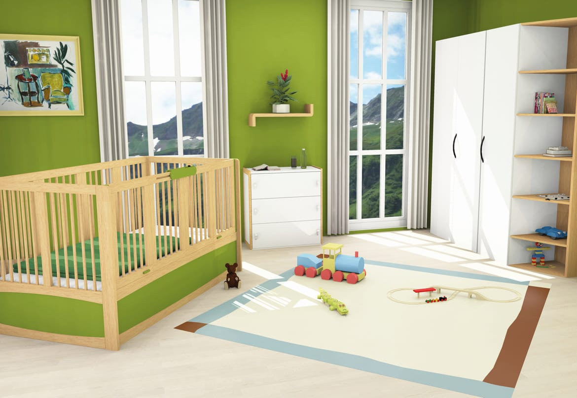 Homepage - Child Beds