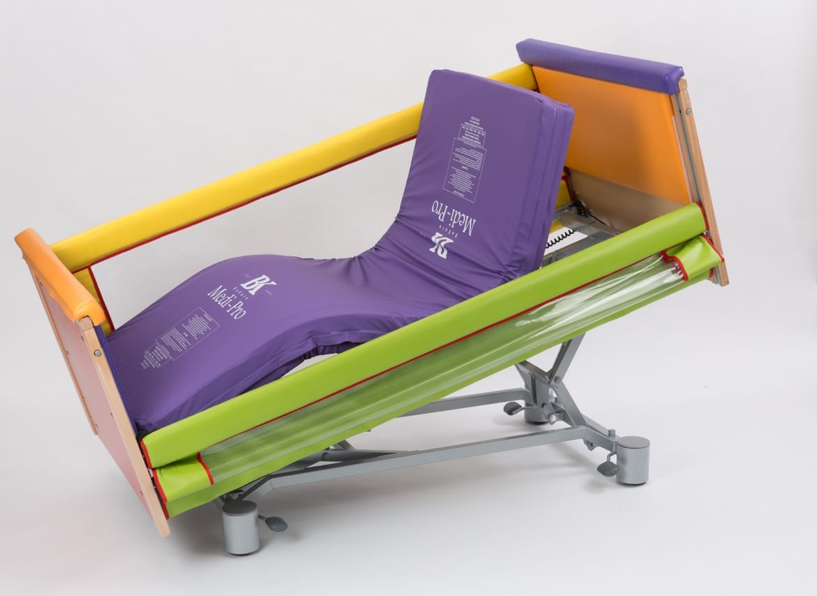 Klearside Rainbow - Comfort Chair Position