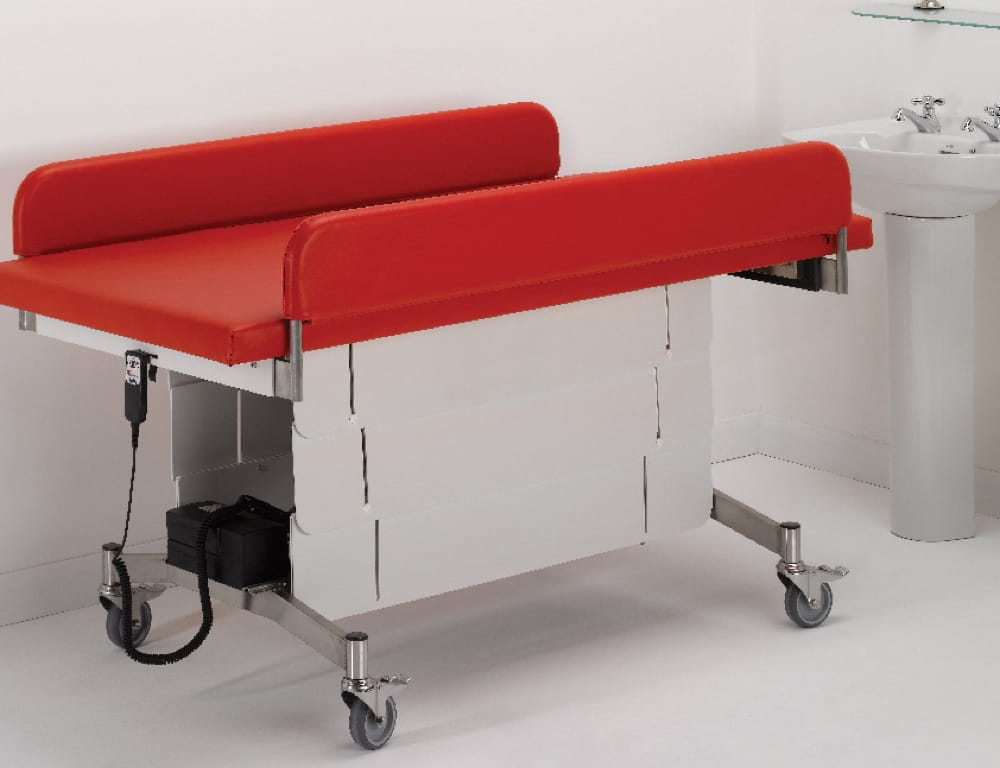 Mobi-Changer Mobile Changing Bench - Bathroom
