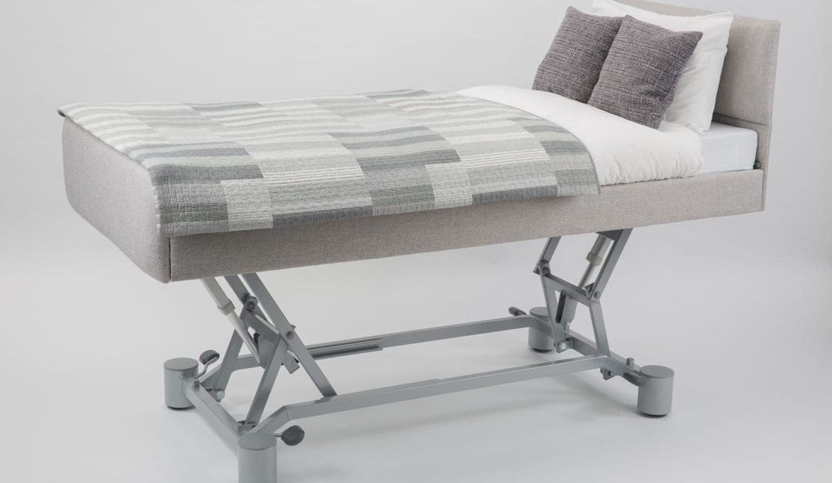 Signature Adjustable Bed - Fully Height Adjusted