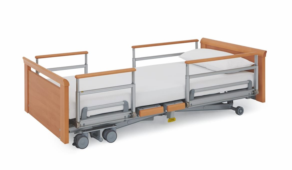 Volker 5384 Kepler Low Bed - Low Bed