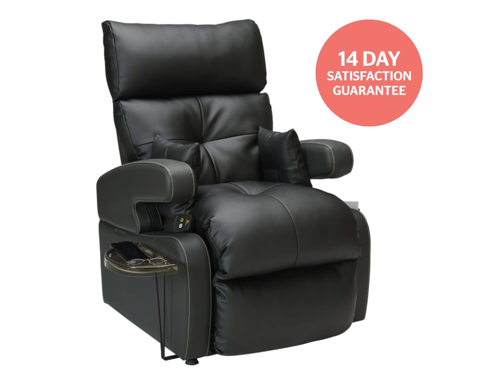 Cocoon Rise & Recliner - Featured