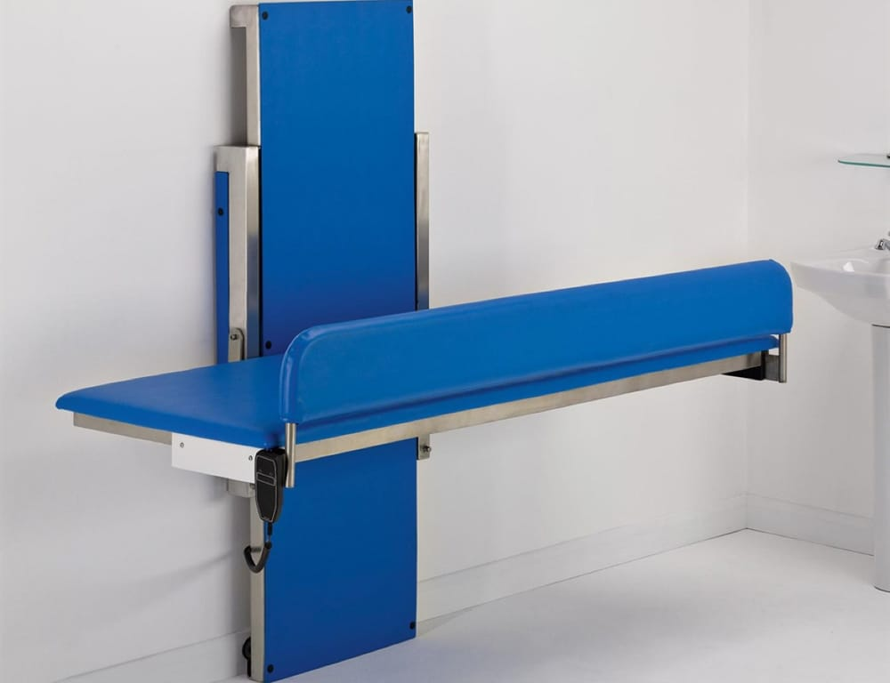 Hi-Riser Changing Bench - Safety Side Rail