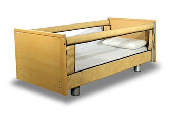 Bakare Klearside Low Profiling Bed